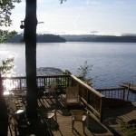 Cottage 2 Deck